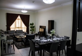 Ious Modern Furnished 2 Bed Room Apartment For Rent In Juffair